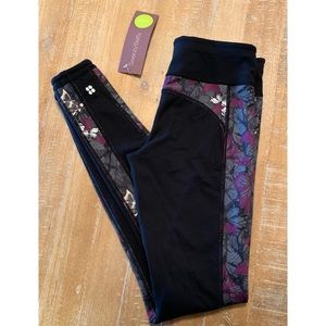 Sweaty Betty Urdhva Yoga Butterfly Leggings